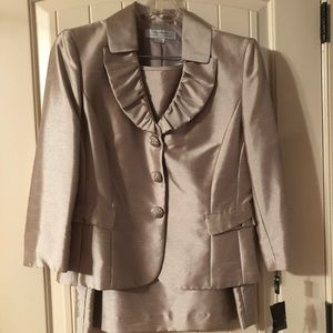 Tahari Evening Skirt suit